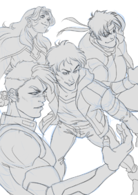 Voltron WIP