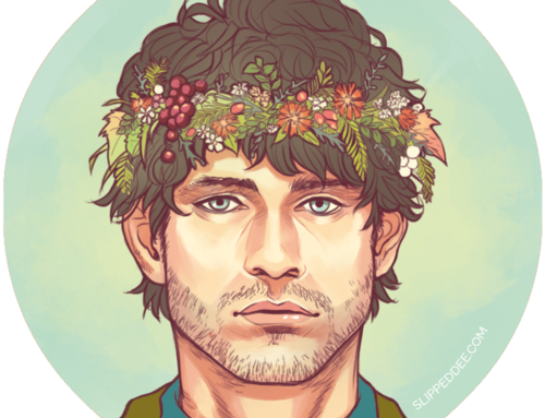 WILL GRAHAM flowercrown